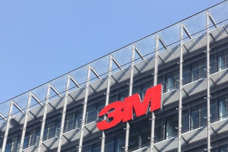 3M Appoints Monish Patolawala as New Chief Financial Officer