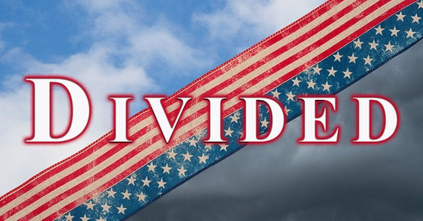 America Divided – The World is Watching
