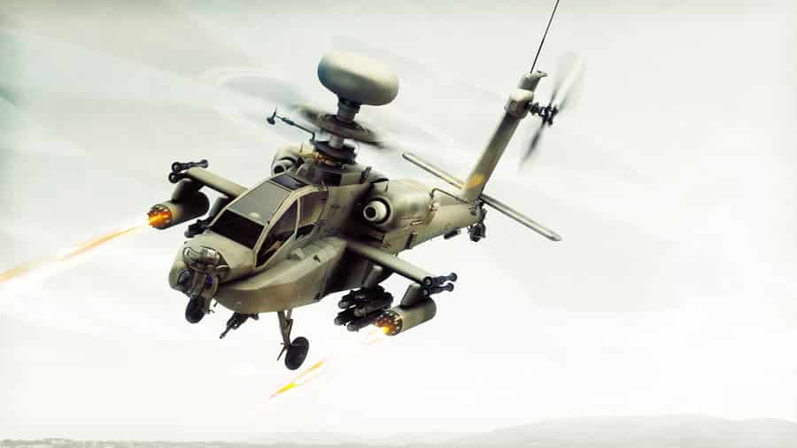 Boeing Delivers 500th AH-64E Apache Helicopter