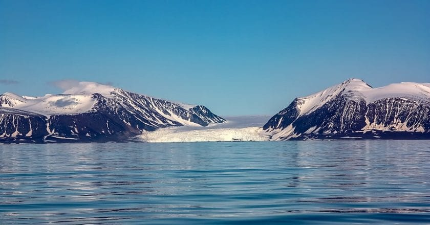 The Arctic Turns Into An Oven