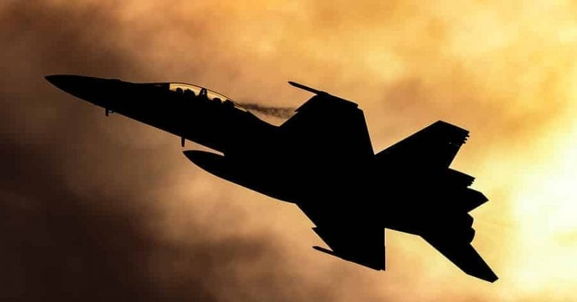 Boeing and U.S. Air Force Ink Historic Deal for F-15EX Fighter Jet