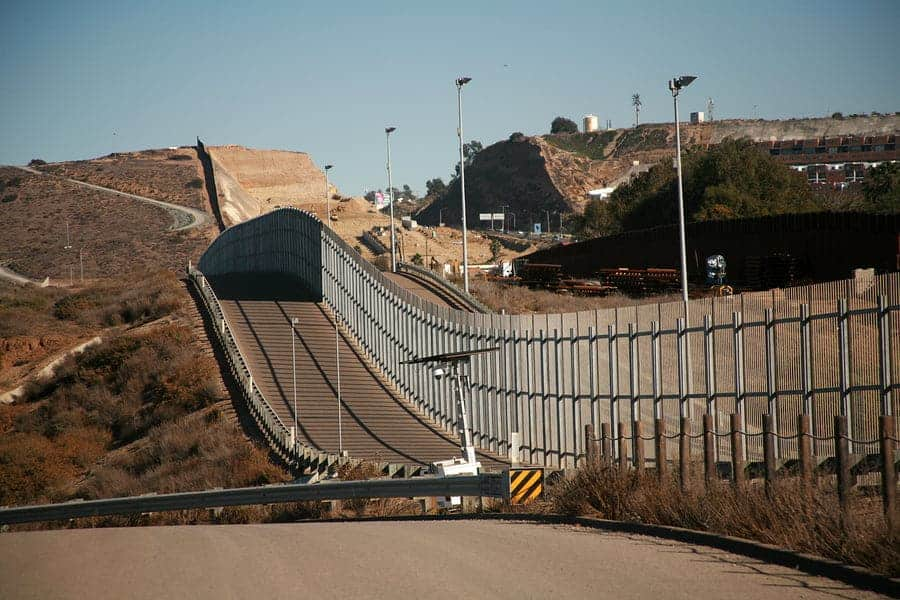 DHS Issues Environmental Waiver to Expedite New Border Wall System in Texas