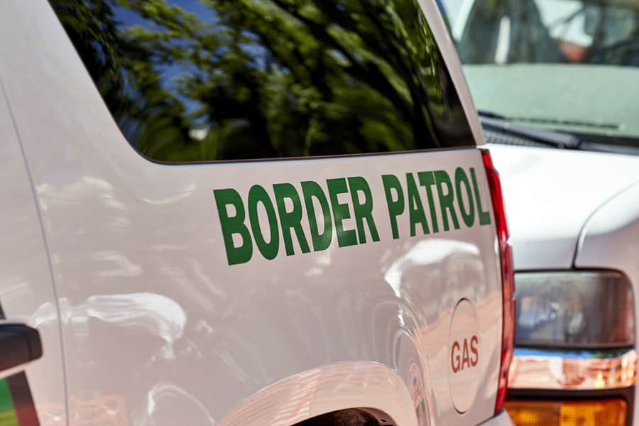 US Border Patrol Agents Seize Nearly $1 Million Worth Of Narcotics