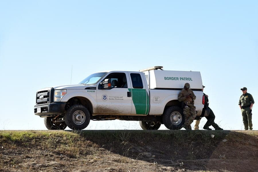 Border Patrol Rescues Four Illegal Border Crossers Lost in the Mountains