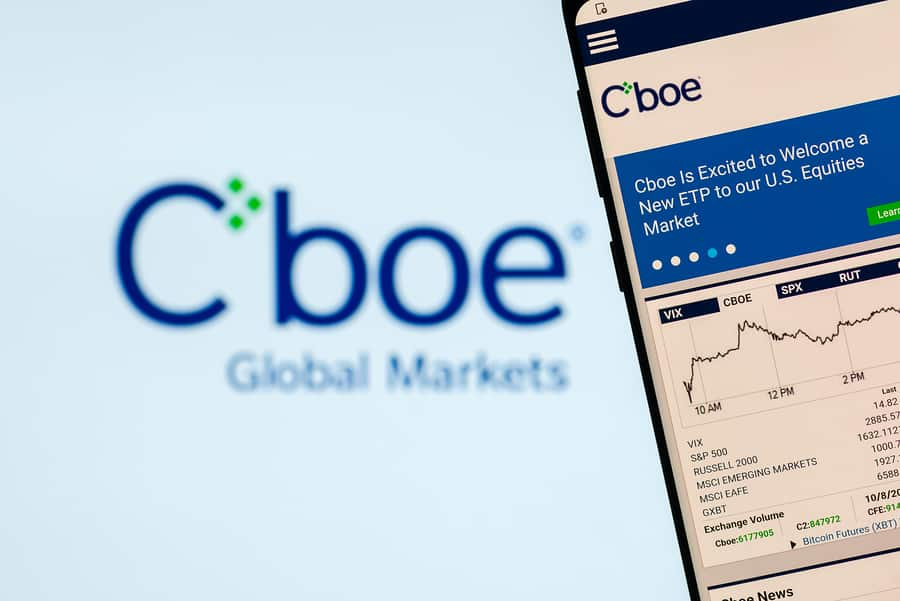 Cboe Global Markets Reopens Chicago Trading Floor