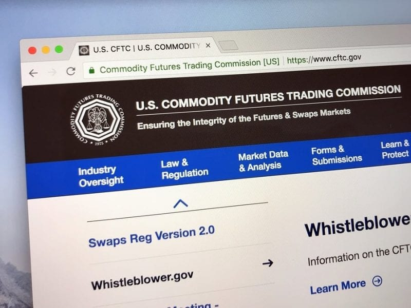 CFTC Awards Whistleblower for Exposing Ongoing Fraud