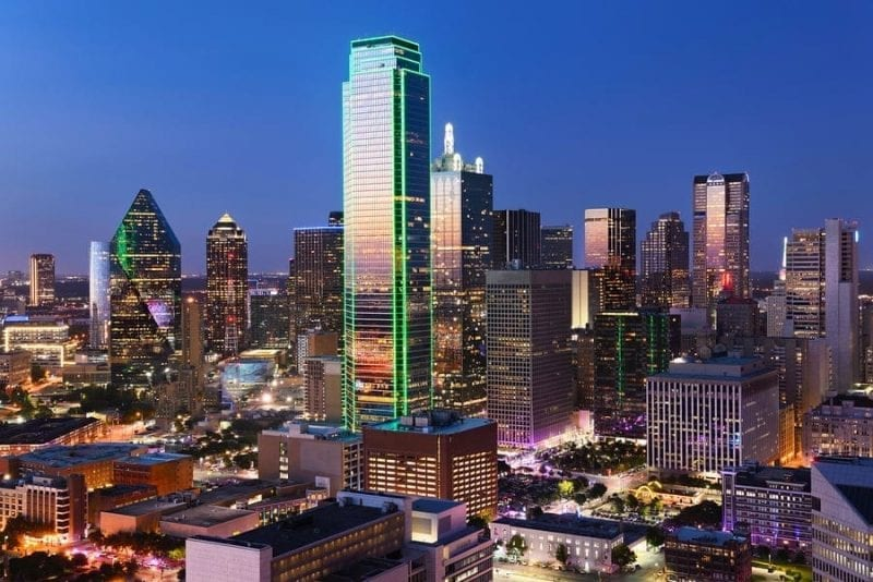 Dallas, Texas - 4th Largest Metropolitan Area in the US - STL.News