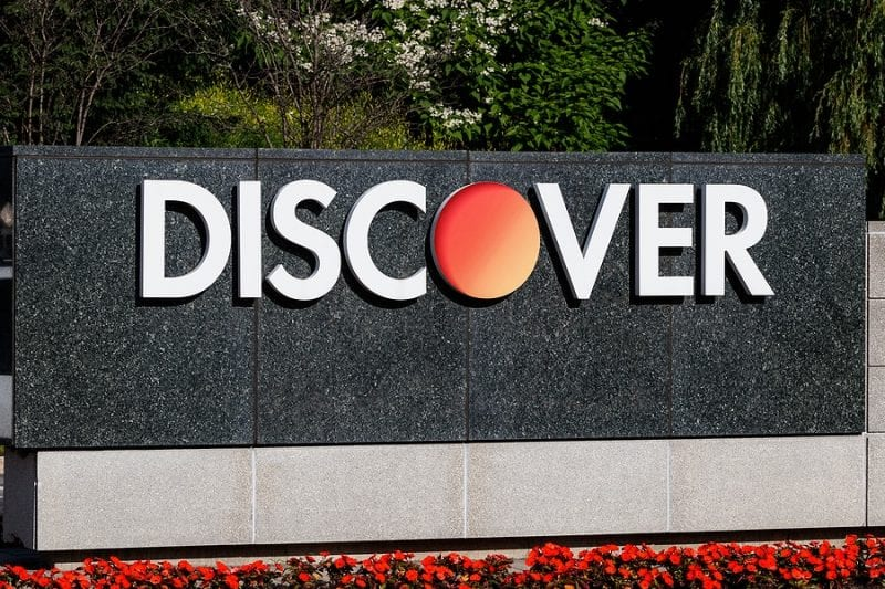 Discover Financial Services Reports Third Quarter 2020