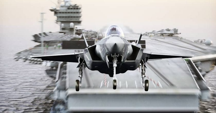 Taiwan Eyeing F-35 jets to Fight J-20 amid Rising Tensions China