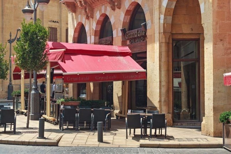Lebanon lockdown takes heavy toll on hospitality industry