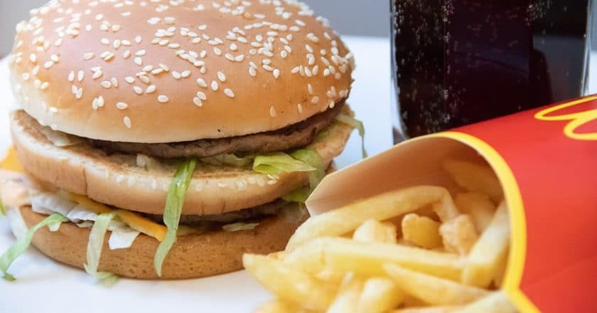 Response to myth that McDonald's burgers do not decompose
