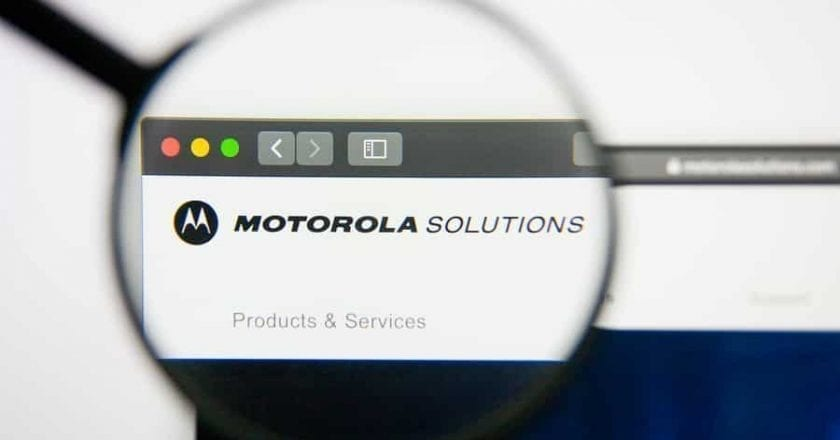 Motorola Solutions Announces Tender Offer for up to $215 million