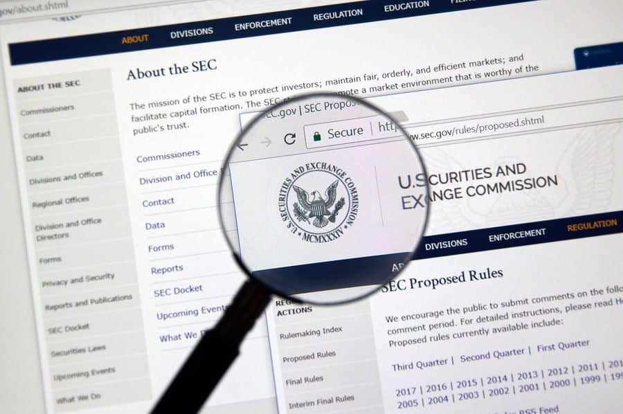 SEC Charges Dropil, Inc. Founders and Issuer for Conducting Fraudulent and Unregistered Ico