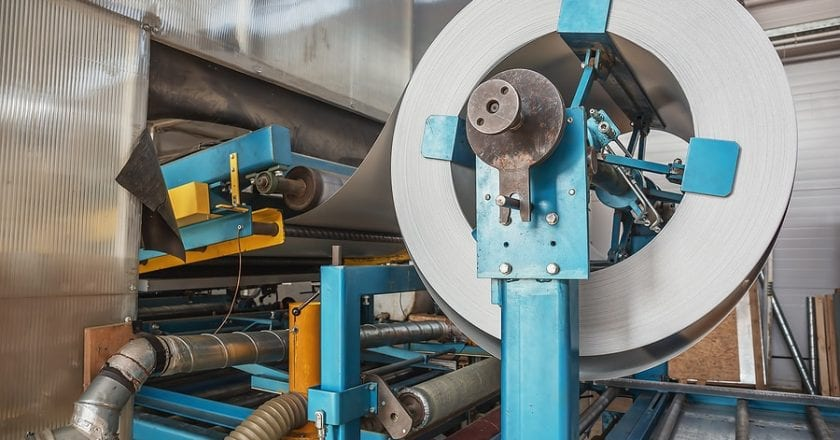A Look into Sheet Metal Fabrication and the Industries that Benefit from it