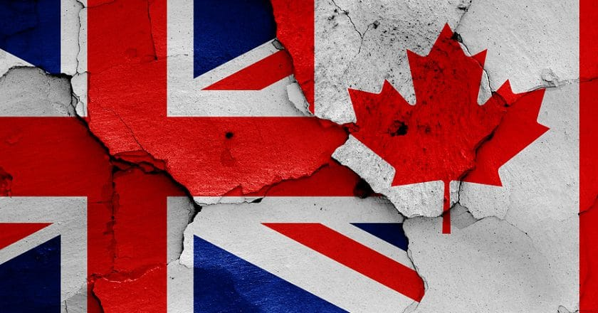 Britain and Canada could announce new trade deal