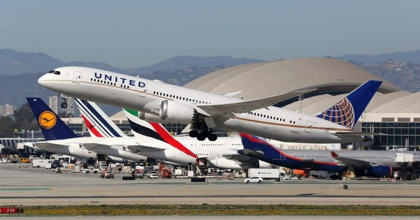 United Airlines Resuming Service Between San Francisco and Shanghai