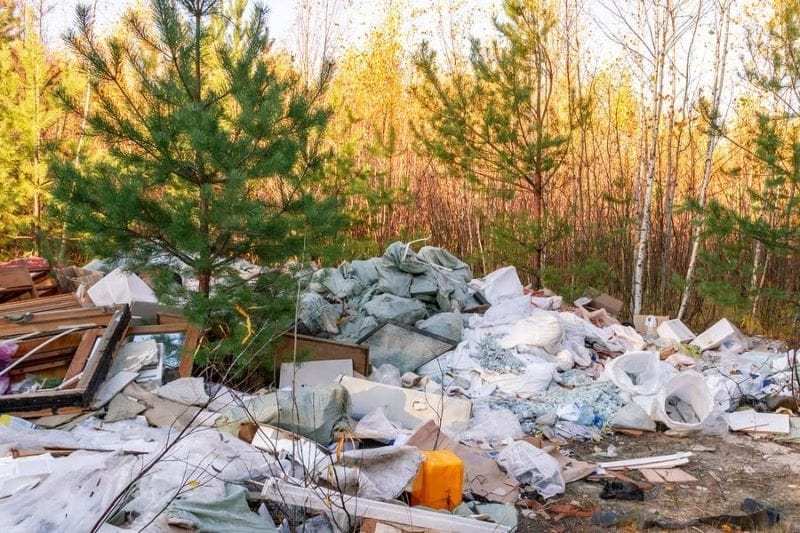 Illegal dumping violator in southwest Miami-Dade County arrested