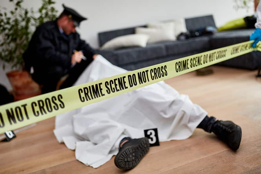 Double Homicide Information of 100 block of Lincoln Boulevard by LAPD