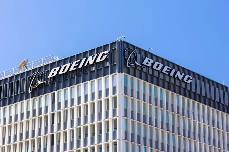 Boeing CEO Message on U.S. Government Support for Airlines and the Aerospace Industry