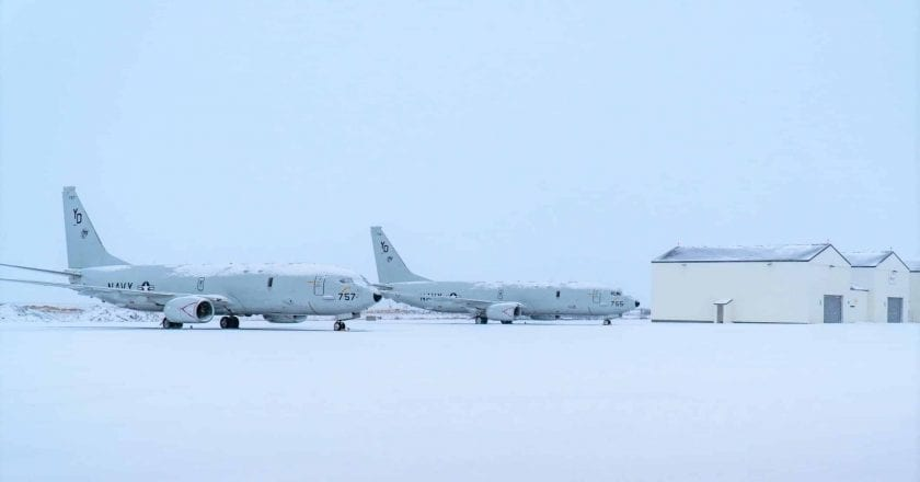 Air Force awards multiple contracts for airfield construction at NAS Keflavik
