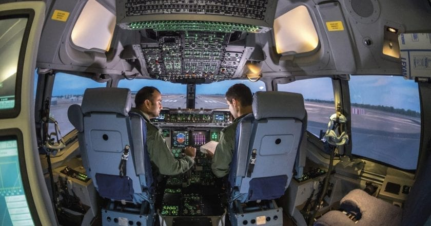 NATO Airlift Management Program Expands C-17 Training Capability with Boeing Services Contract