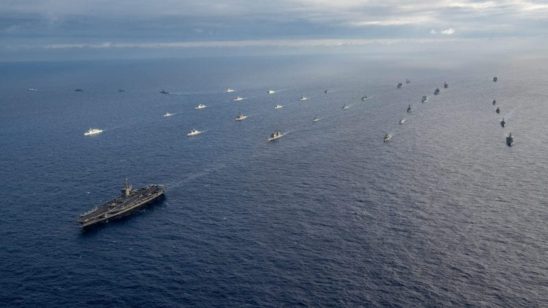 Pacific Fleet to Host Rim of the Pacific Exercise in August