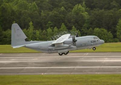 Lockheed Martin Delivers First KC-130J Super Hercules Tanker To U.S. Marine Corps Reserve