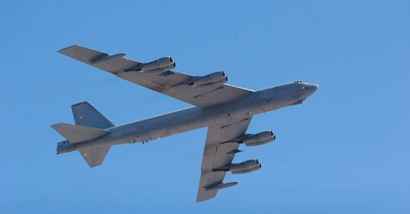 B-52 – This Massive US Aircraft Need 8 Engines to Takeoff