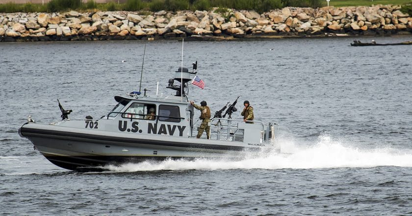 U.S. Navy Maritime Expeditionary Security Forces (MESF)