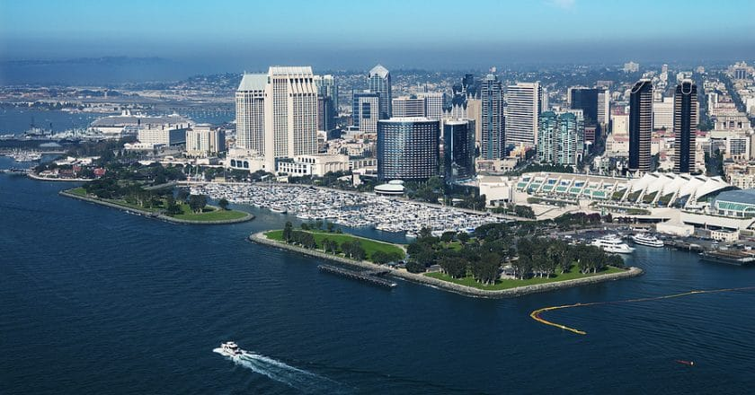 Equity Residential Sells Large San Diego Asset