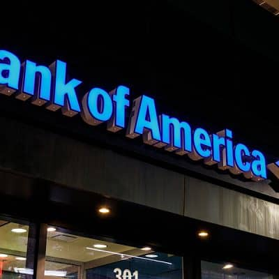 Bank of America profit falls as consumer banking business falters