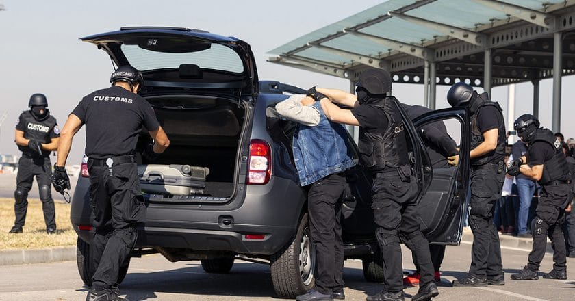 Laredo Texas CBP Officers Seize More Than $2.5 Million in Hard Narcotics