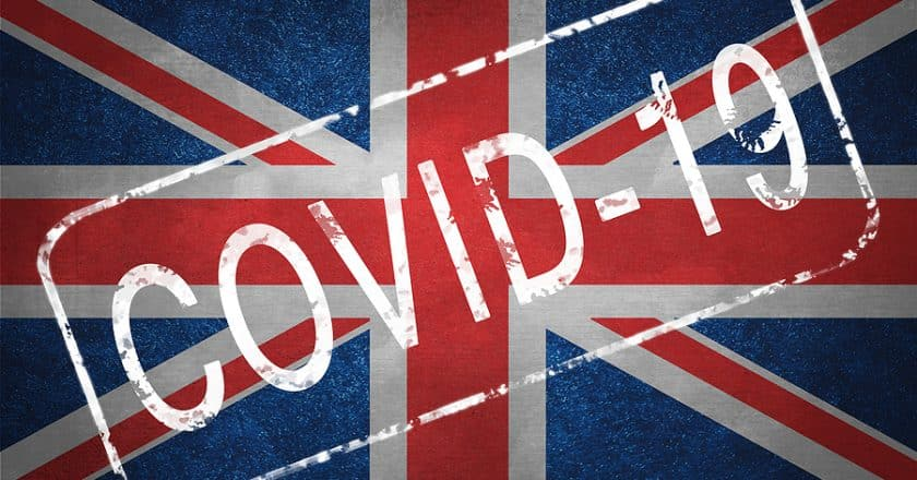 UK Covid-19: 'Rules are very clear and tough enough'