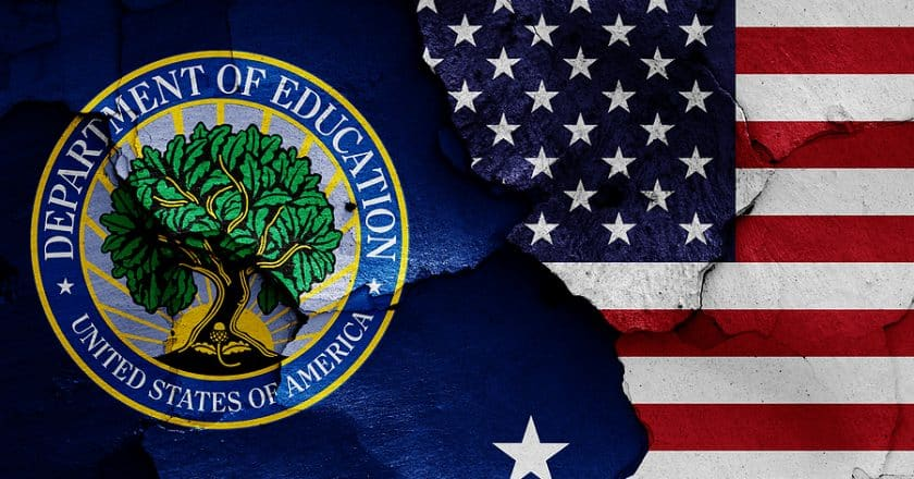 U.S. Department of Education – Providing Greater Transparency
