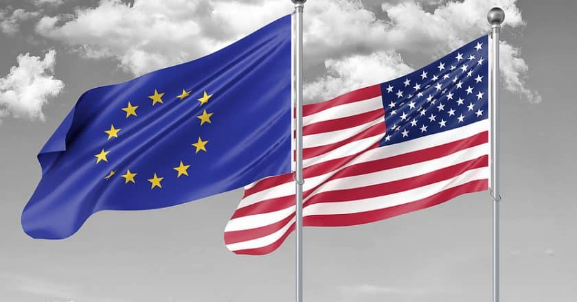 US, EU to collaborate on COVID-19 pandemic and climate change
