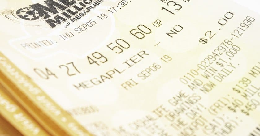 Missouri Lottery: Mega Millions Raised to $447 Million