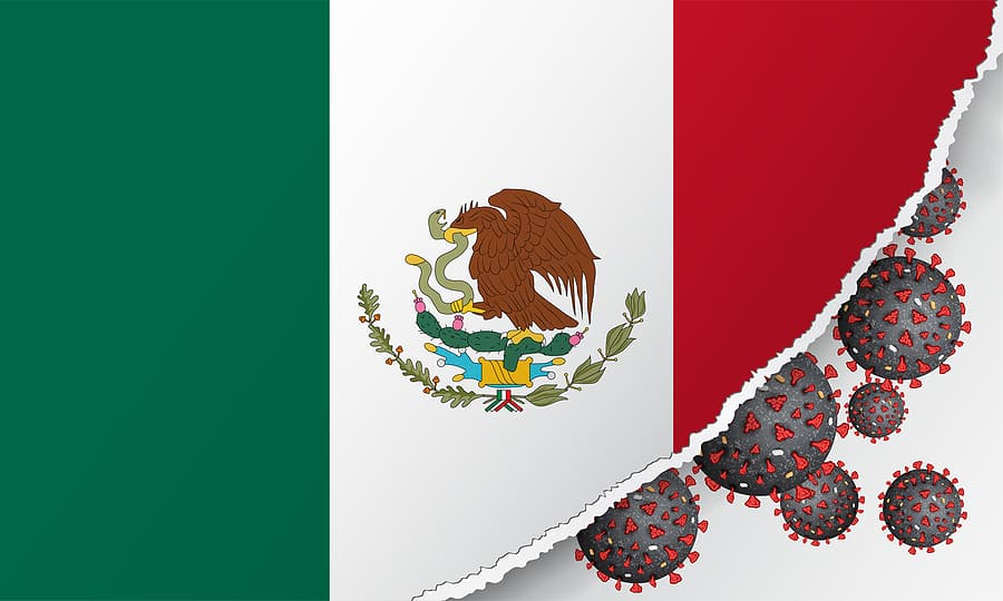 Mexico COVID-19 death toll top 155,000 - world's 3rd highest