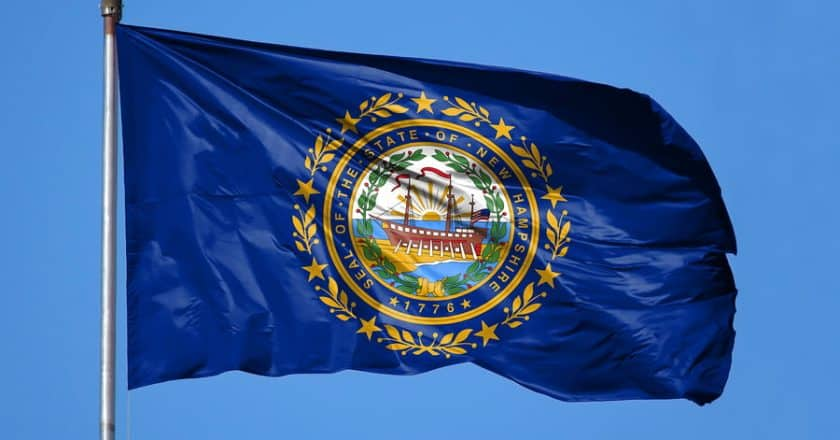 New Hampshire: Gordon MacDonald Confirmed as Chief Justice