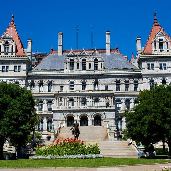 New York Governor to Open Dormitory Authority's Low-cost Finance