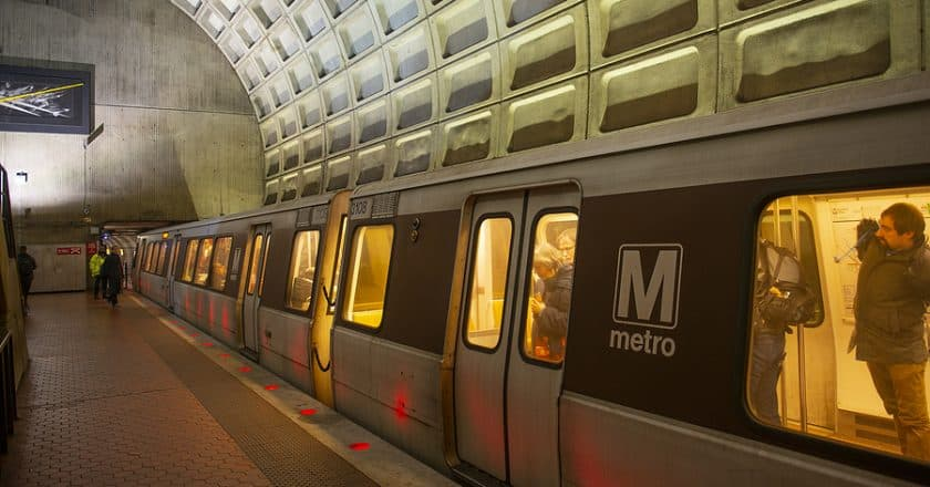 DC Metro Announces Inauguration Service Plans, Station Closures