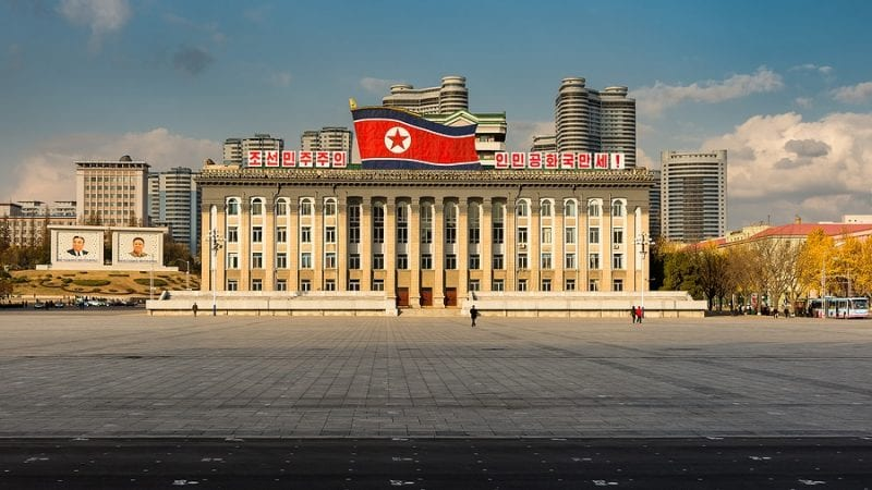 United States charges North Koreans for hacking