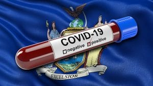 New York: Lowest Single-day COVID-19 Positivity Rate since Nov. 23