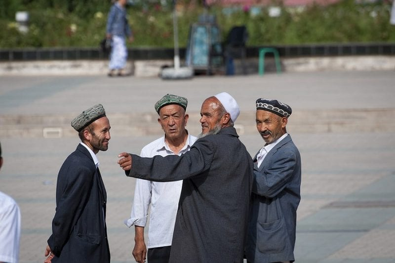New evidence of China moving Uighur minority workers