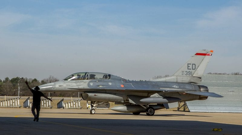 Lockheed Martin Receives First F-16 for Depot Sustainment Program