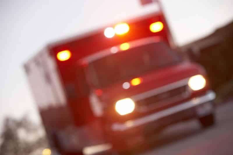 Missouri Auto Accident: serious injuries for Michael E. Baggett