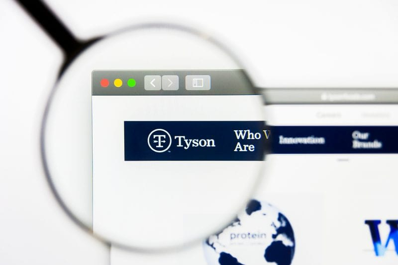 Tyson Foods Debuts - Plant-Based Products in Asia Pacific